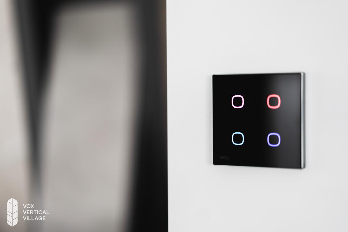 Vox Vertical Village – facilități smart home incluse