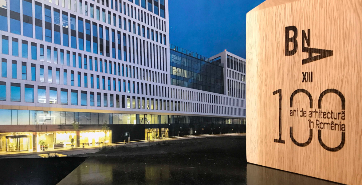 Vox Technology Park primește cea mai înaltă distincție a Uniunii Arhitecților din România