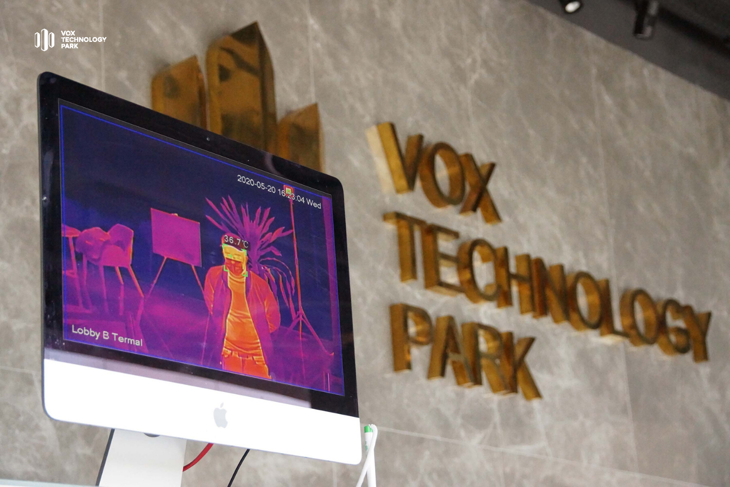 Returning to the office: Measures implemented by Vox Technology Park